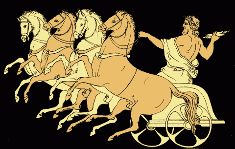 The Chariot of Zeus