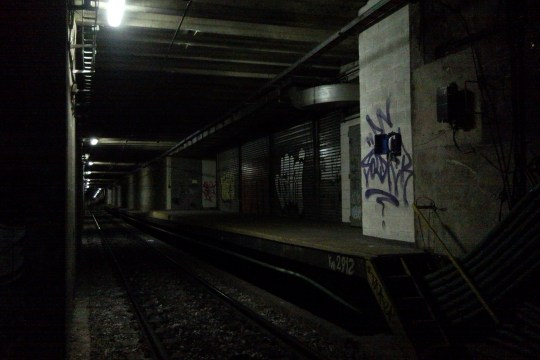 Subway Alberti Norte