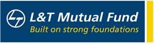 Logo of L&T Mutual Fund, Mumbai.