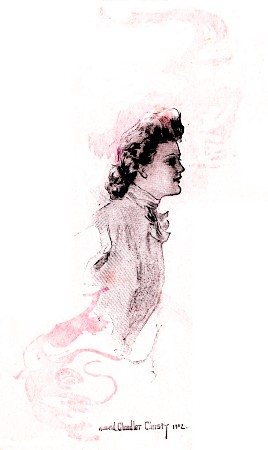 Illustration from An Old Sweetheart of Mine by...