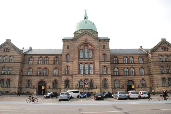 Copenhagen's Faculty of Medicine. The Faculty of Medicine is one of the oldest faculties at the University. Photo: Xiquinhosilva via Wikimedia.