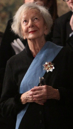 English: Wisława Szymborska