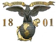 Marine Corps Barracks Washington DC logo