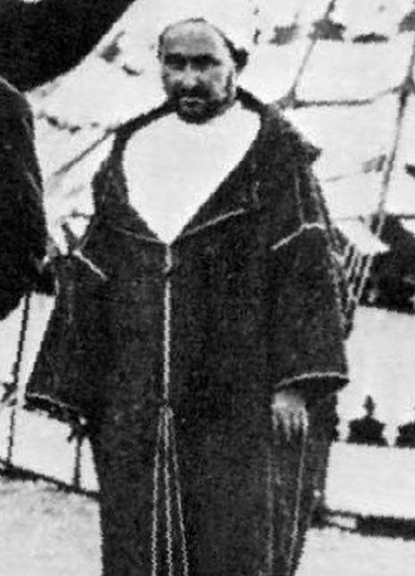 Mohamed ben Abdelkrim El Khattabi (1882-1963) - Wikicommons