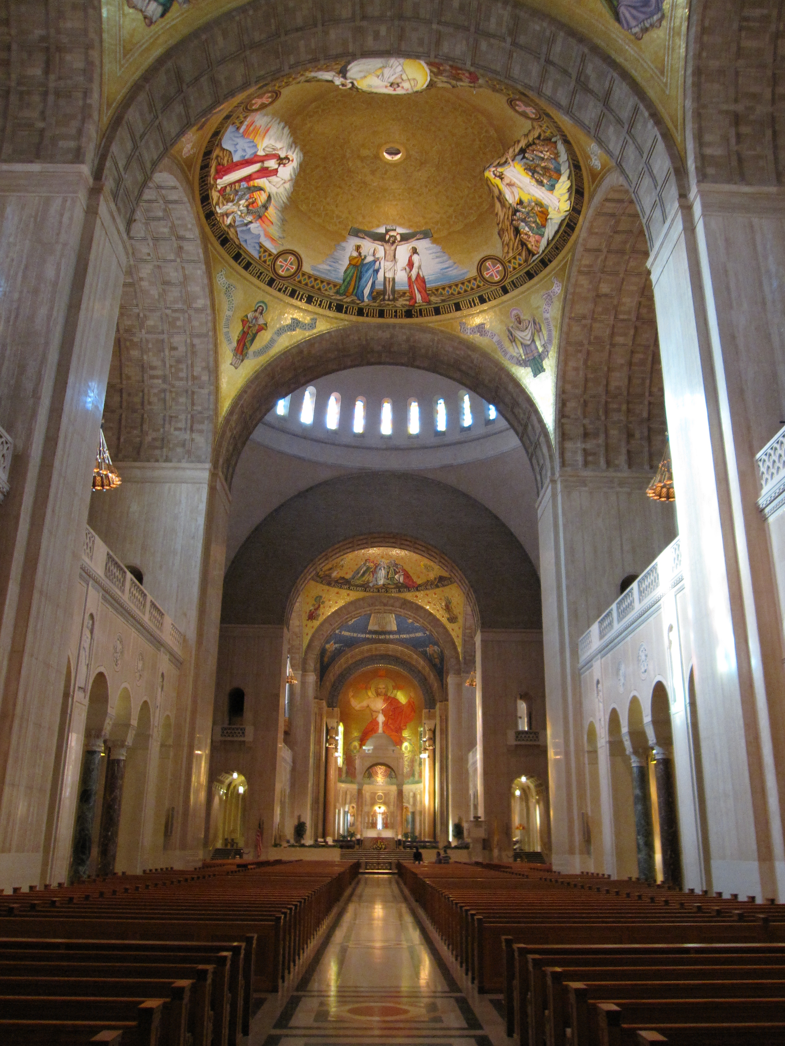 Basilica of the National Shrine of the Immaculate Conception | Wiki | Everipedia
