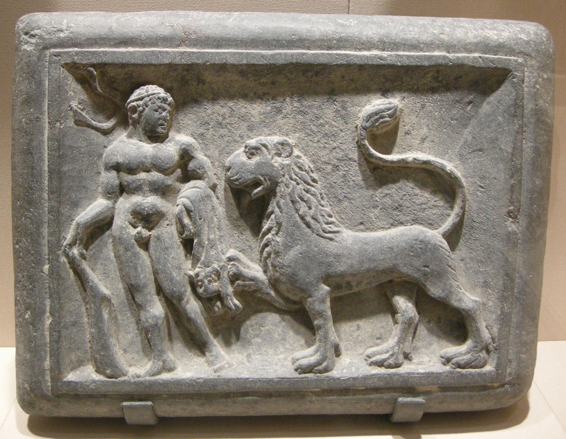 Hercules x Leão de Neméa