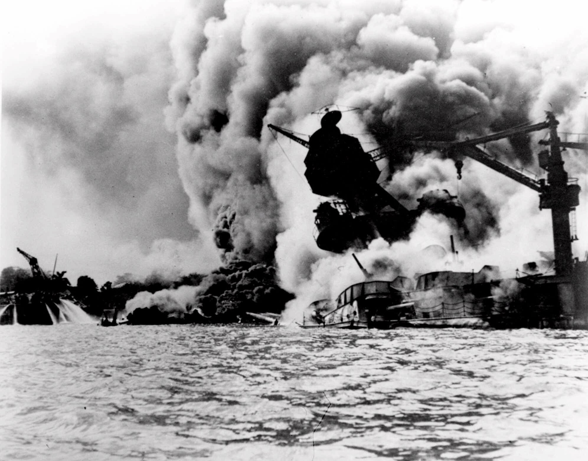 A Date Which Will Live In Infamy Pearl Harbor December 7