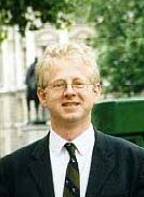 Richard Curtis in London, 1999 My own picture....
