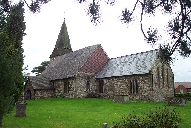 Photo of St. John the Baptist, Ditton Priors