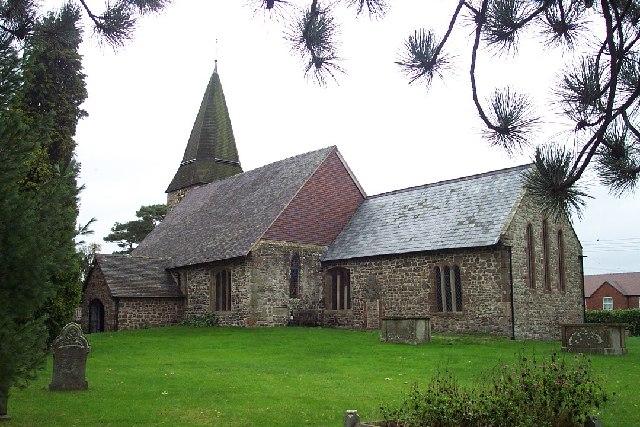 Photo of St. John the Baptist, Ditton Priors
