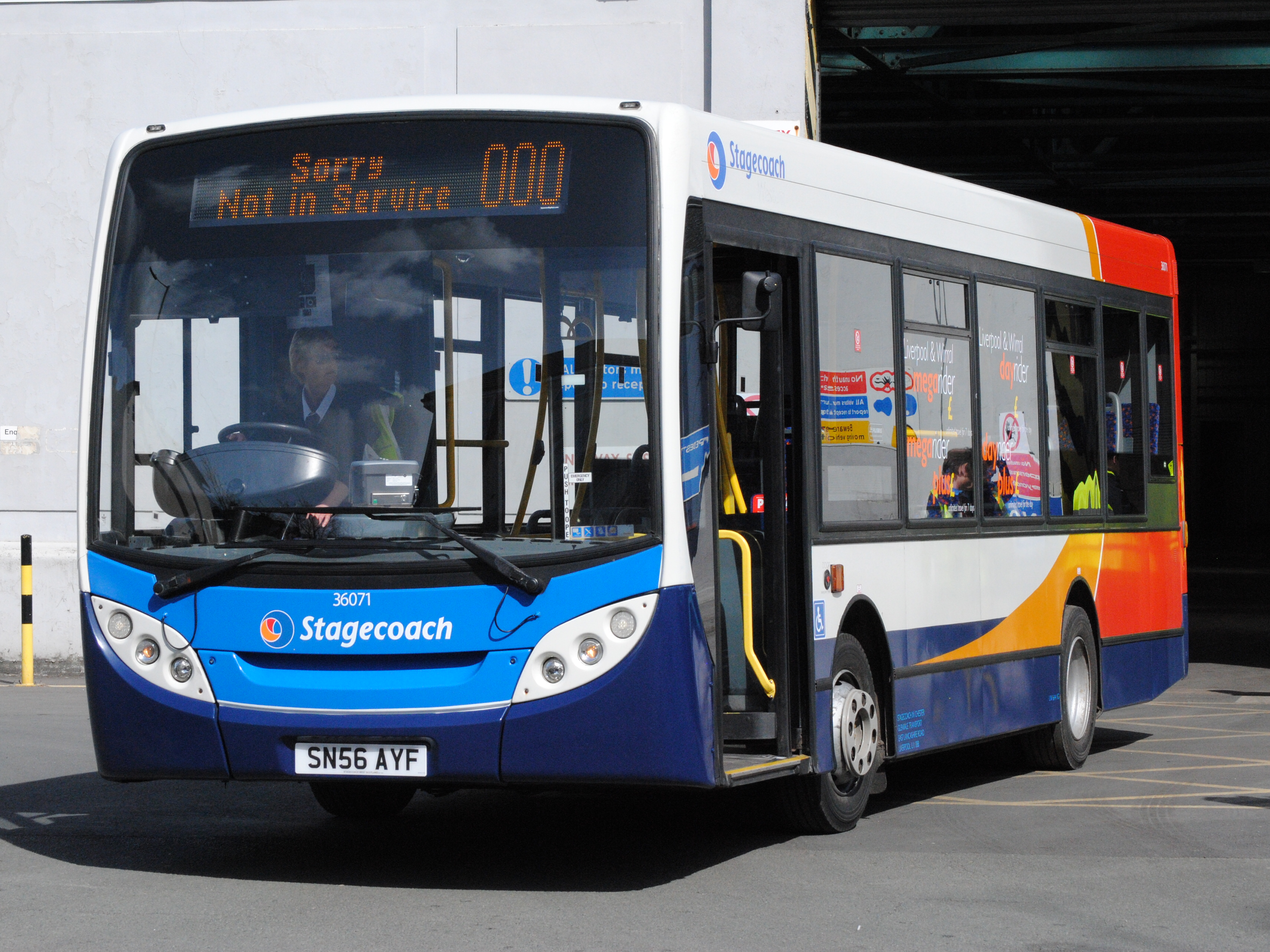 File Stagecoach Wirral Sn56ayf