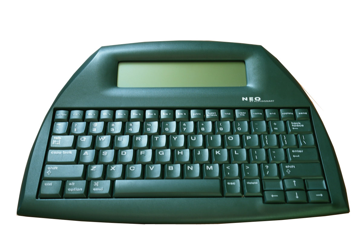 Portable Word Processors