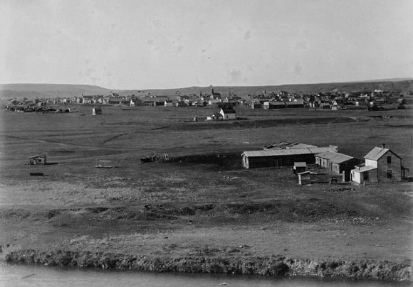 Calgary ca 1885