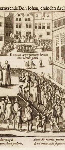 Sodomie - executie van monniken te Gent