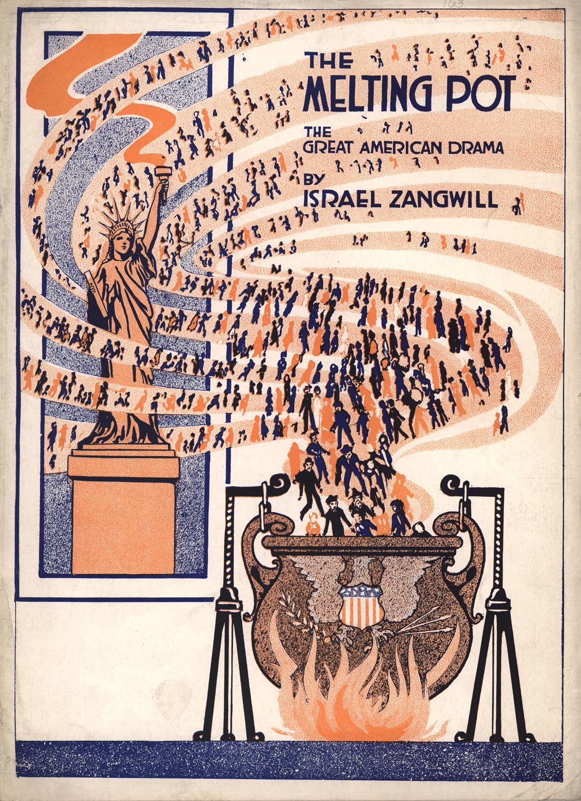 The Melting pot (Zanvill, 1908)