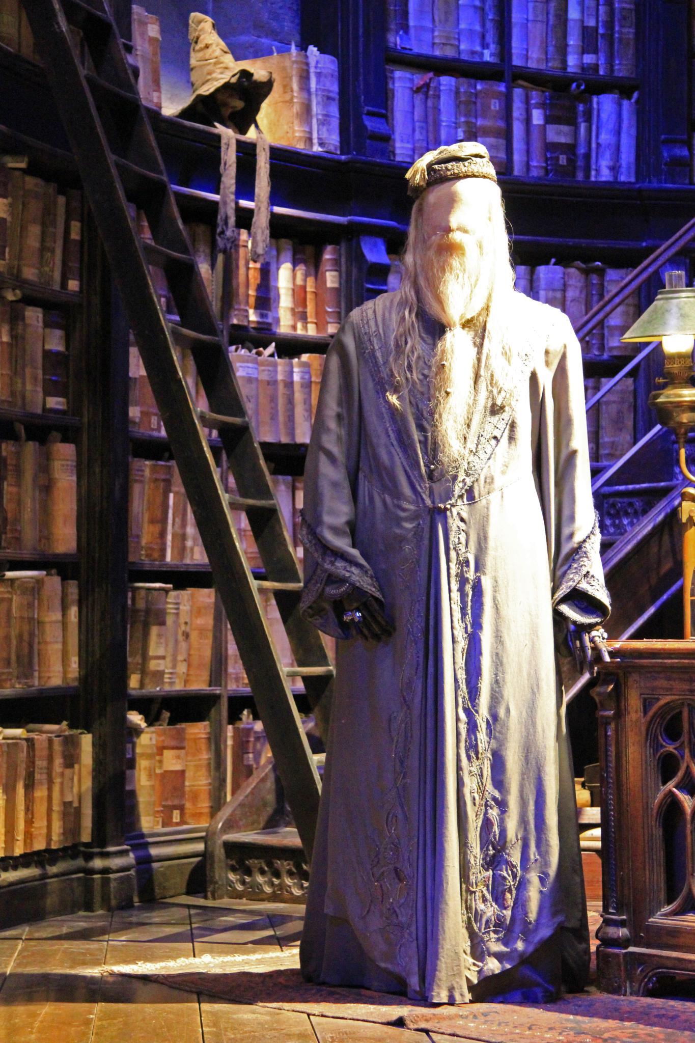 Albus Dumbledore Wikipdia