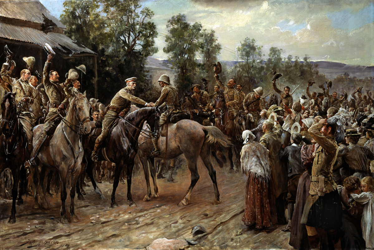 File:The Relief of Ladysmith by John Henry Frederick Bacon.jpg