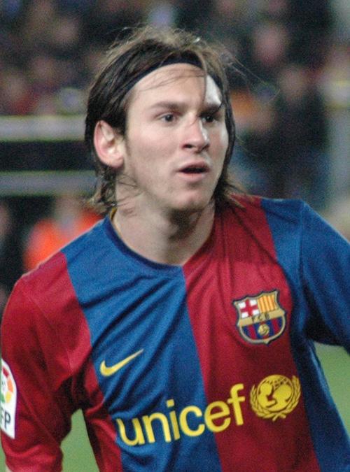 Leo Messi, autor de dos dels quatre gols del Barça-Stuttgart