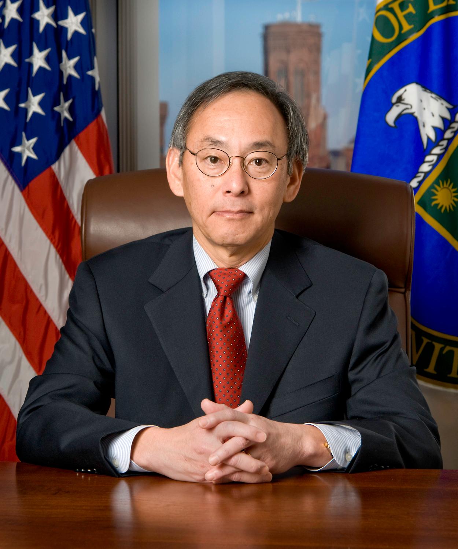 Dr Steven Chu
