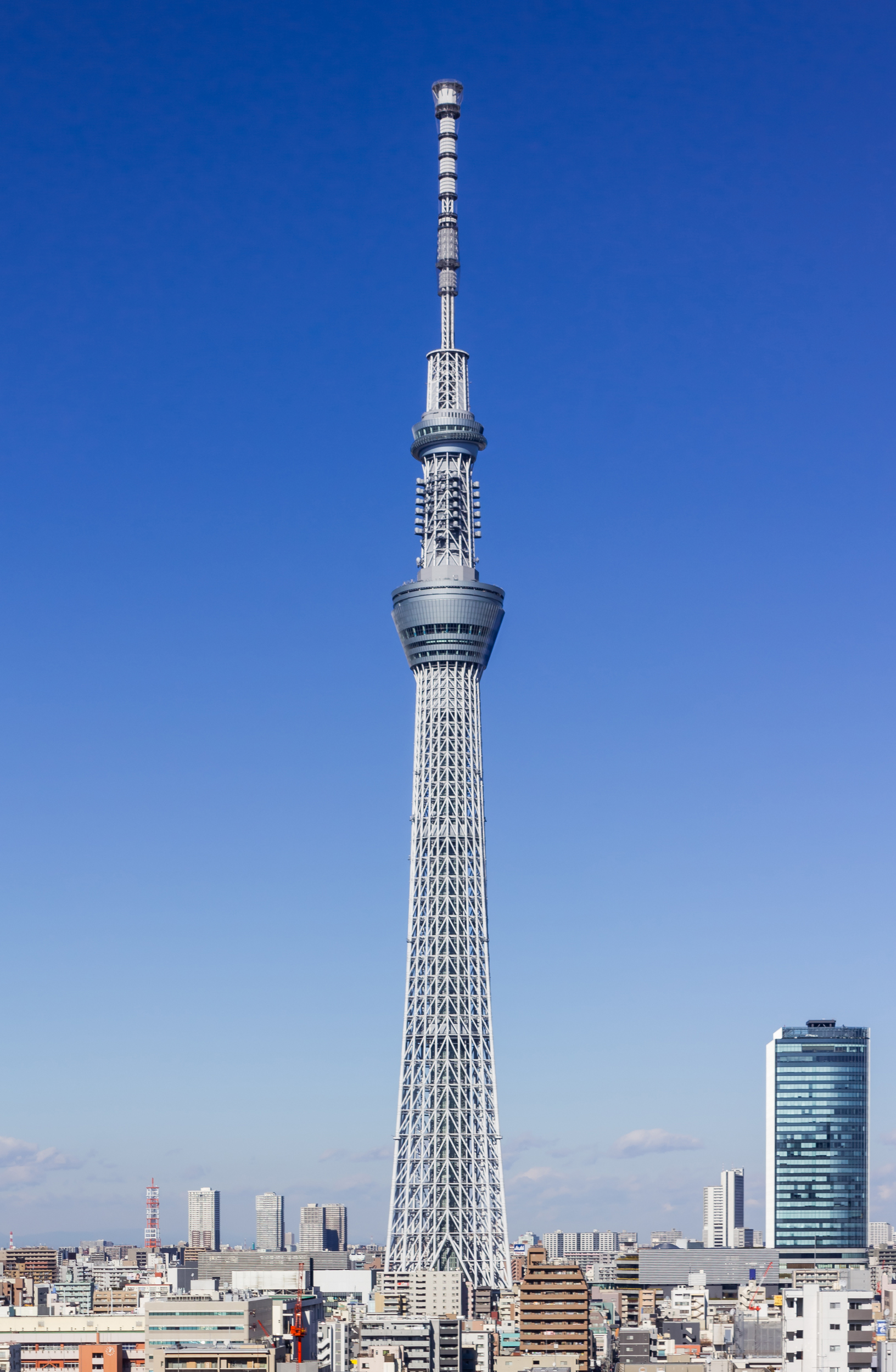 List Of Tallest Buildings And Structures