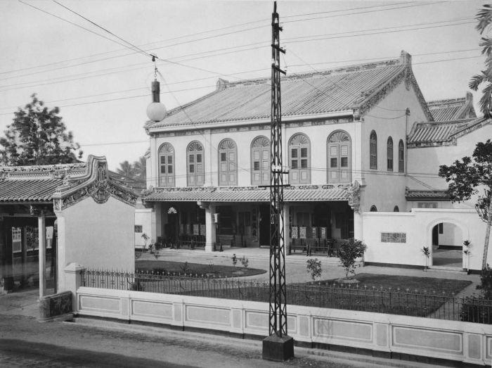 Tjong A Fie Mansion in Medan
