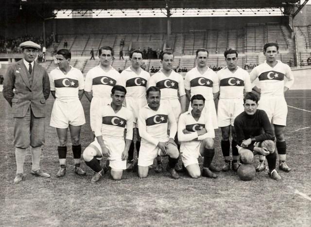 Echipa națională a Turciei în 1928 / foto: wikimedia.org