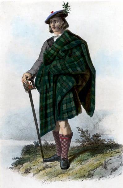 Traditional Kilts Men
