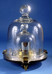 National prototype kilogram K20 replica