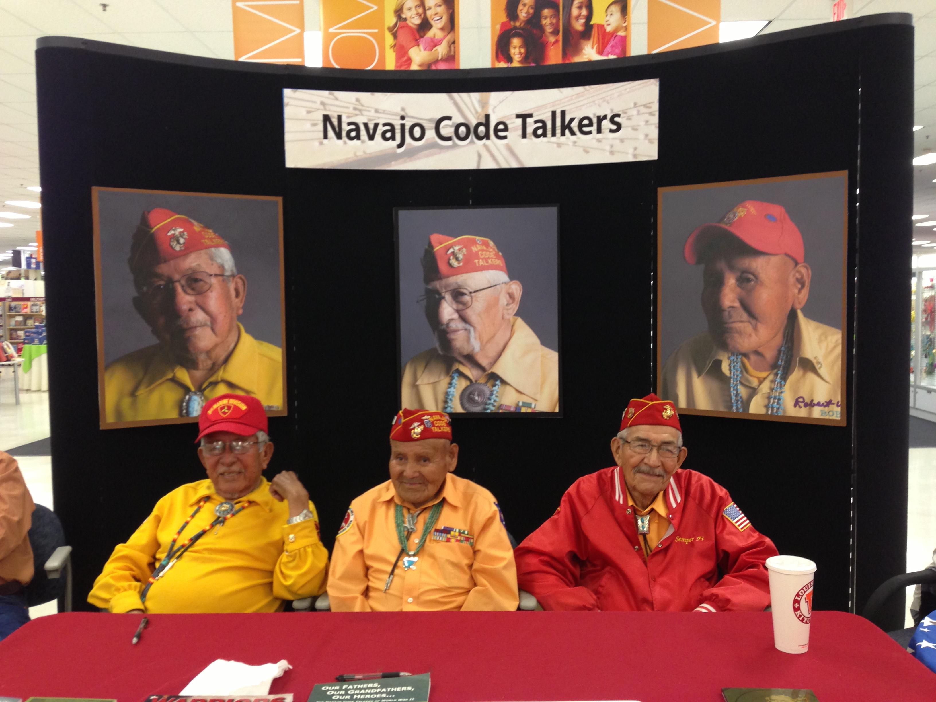 File Navajo Code Talkers In