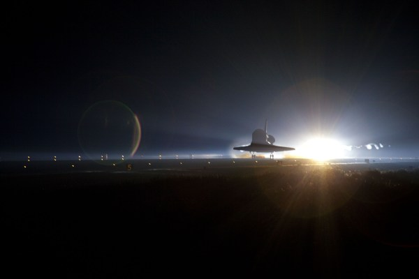 File:STS-135 Space Shuttle Atlantis makes its final ...