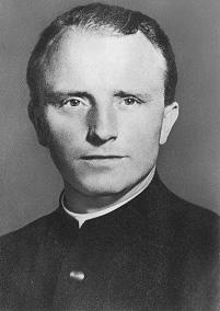 Abbé Franz Stock (1904-1948) Das Bild wurde au...