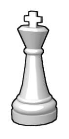 A Chess piece.