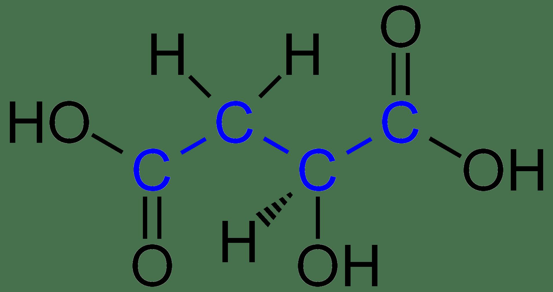 File L Malic Acid Blue Formula V 1