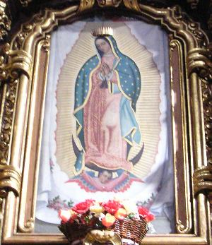 Images of Mary, mother of Jesus, are often sur...