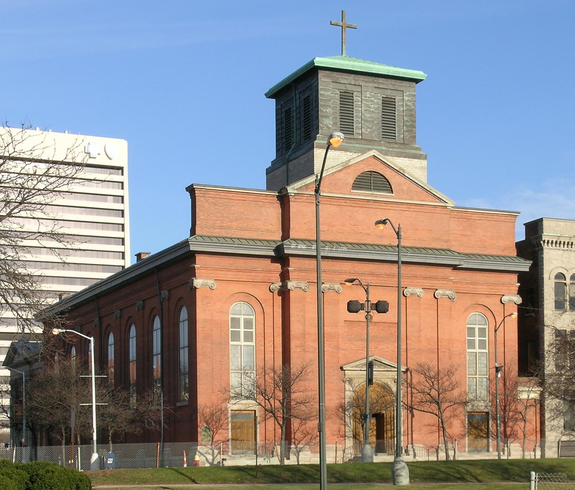 Saints Peter and Paul Exterior
