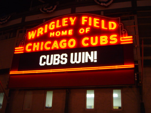 Image: Cubs Win!