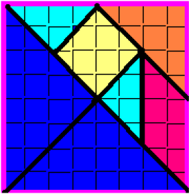 English: tangram