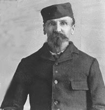 en: Alferd Packer, popularly known as one of o...