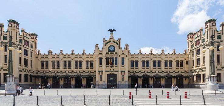 La Estación del Norte de Valencia - casaisabel.es