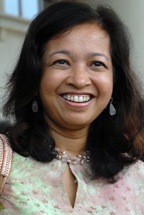 Marina Mahathir, daughter of Mahathir Mohamad