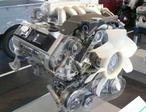 Nissan VH engine  Wikipedia
