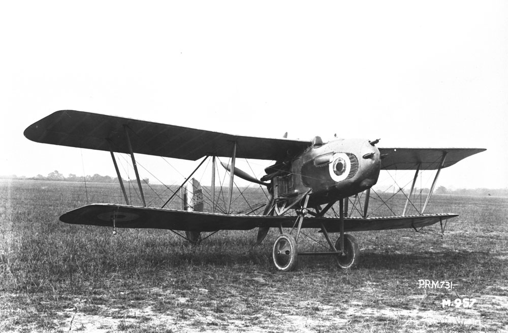 Vickers FB.26 Vampire.