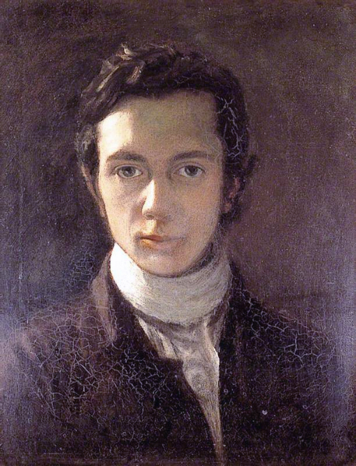 English: Self-portrait by William Hazlitt