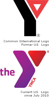 YMCA logo (international and USA)