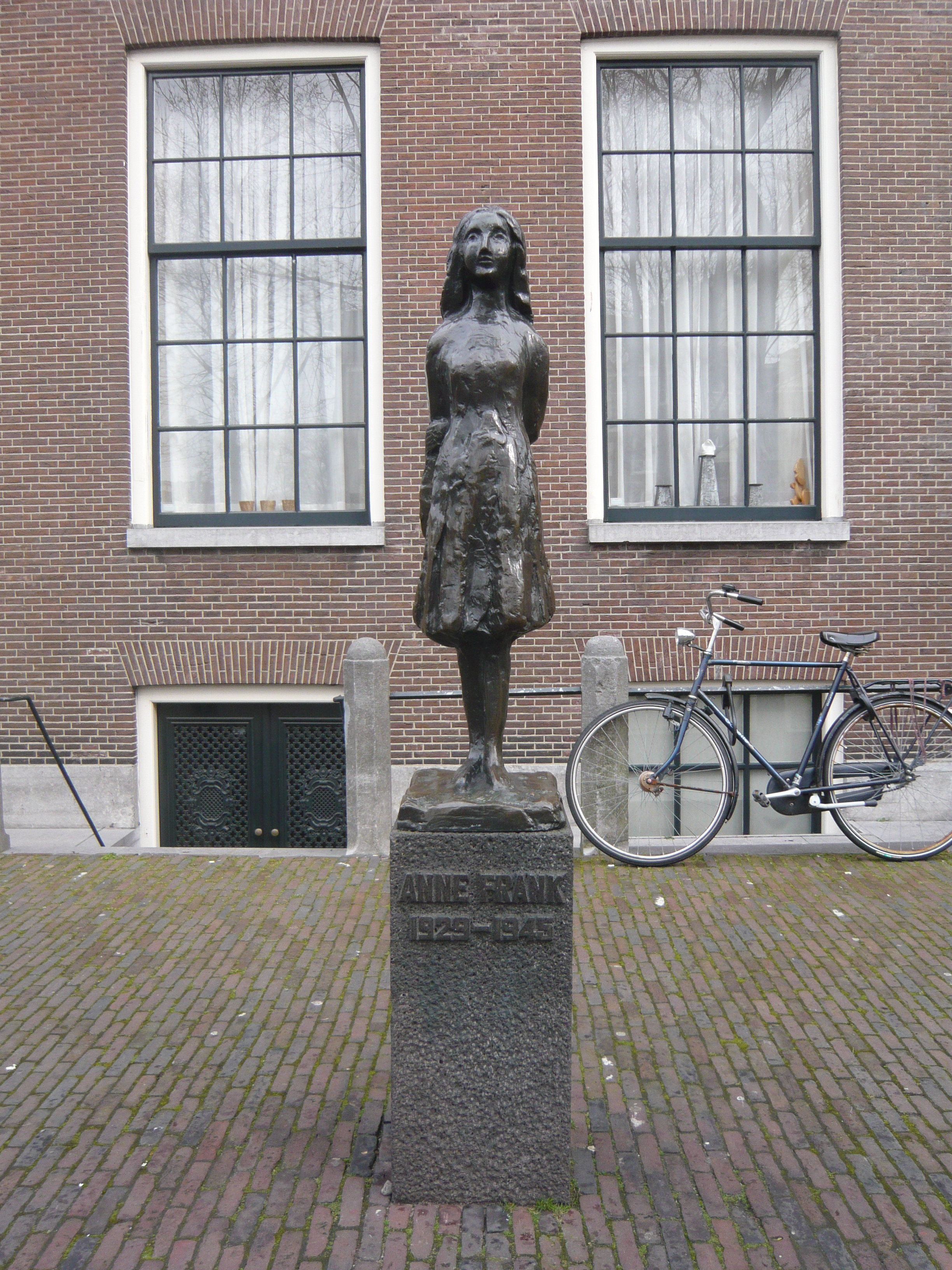 The Legacy Of Anne Frank