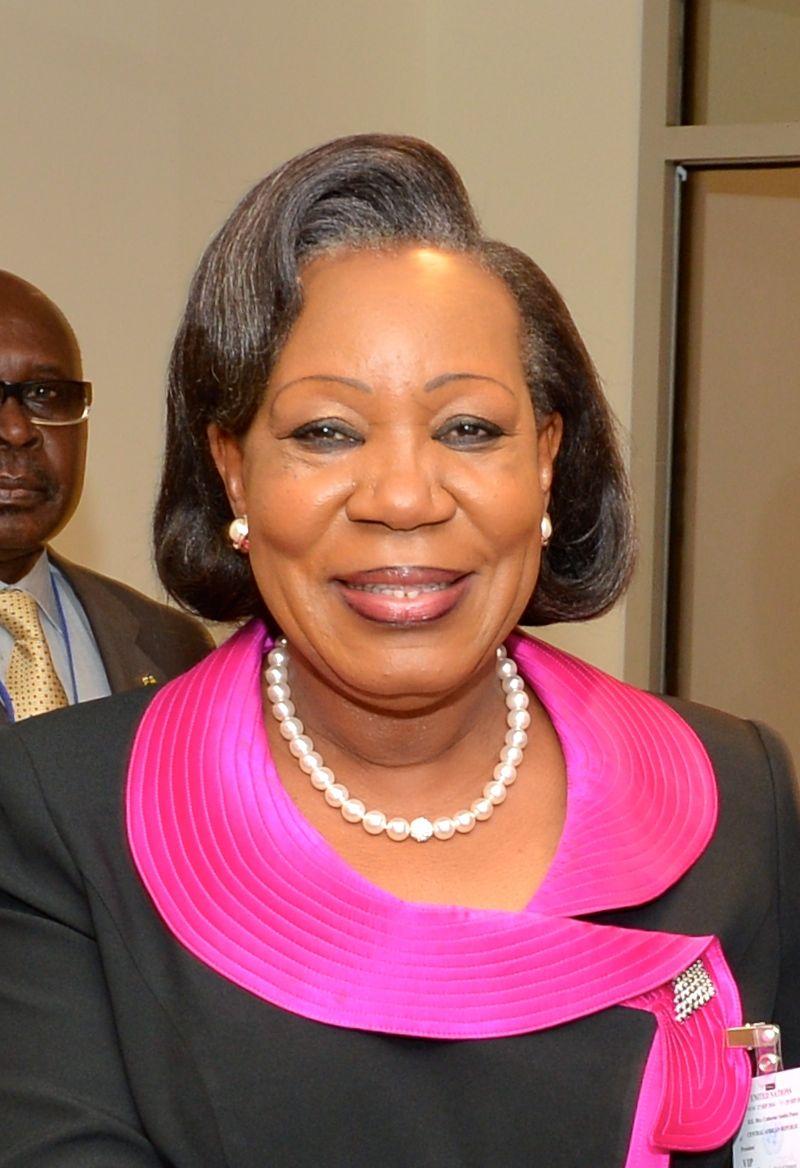 President Samba Panzacentral Africa  Cingey-9231