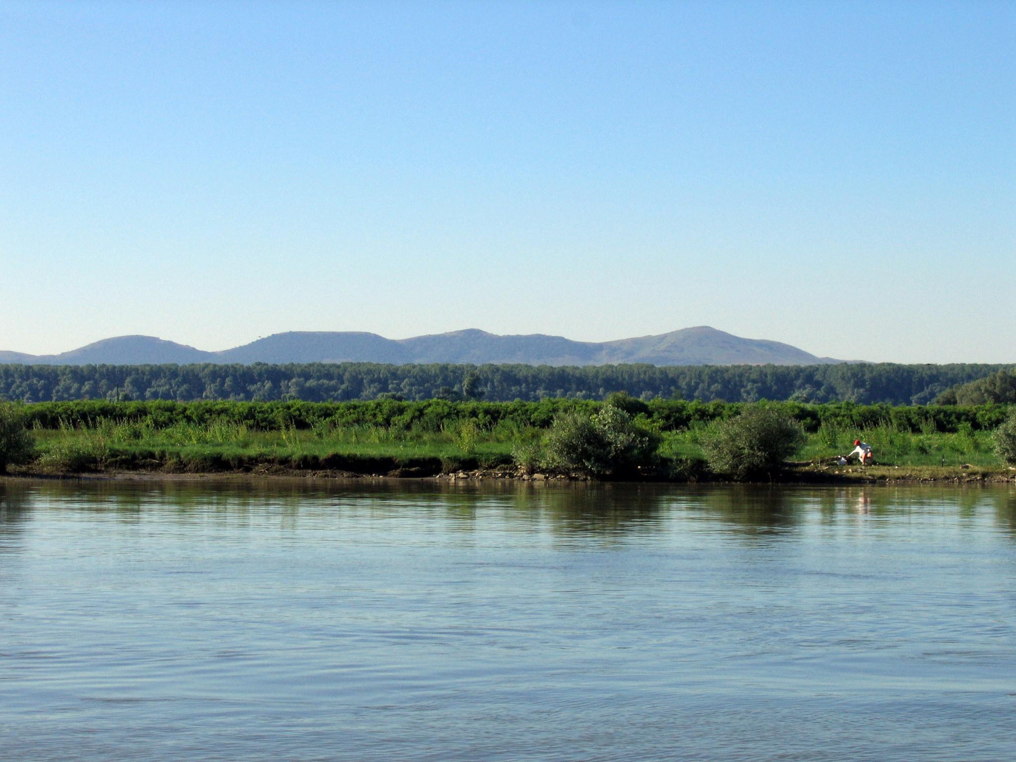 El Delta del Danubio en Rumanía.