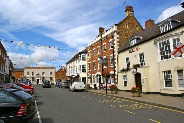 Photo of High Street, Shipston on Stour