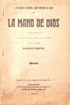Español: LA MANO DE DIOS (2). JLA
