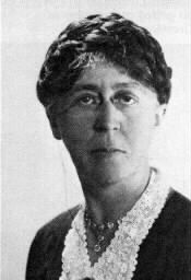 Mary Parker Follett (1868-1933)American psycho...